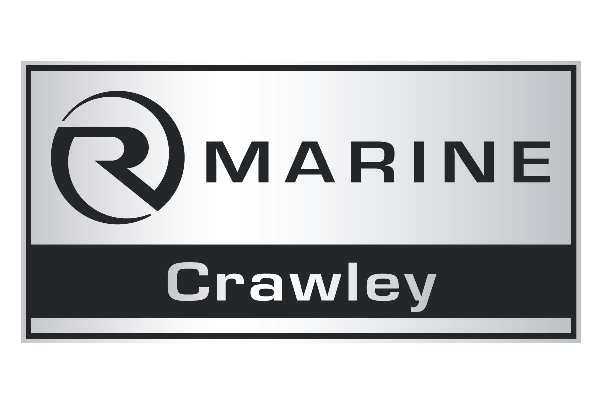 R Marine Crawley Logo
