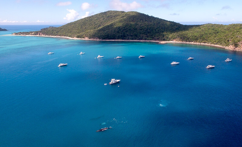 Whitsundays Migration