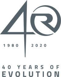 Riviera 40 Year Anniversary Logo Final